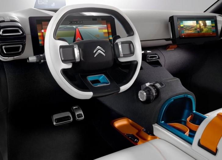 Citroen Aircross Concept 2015 07