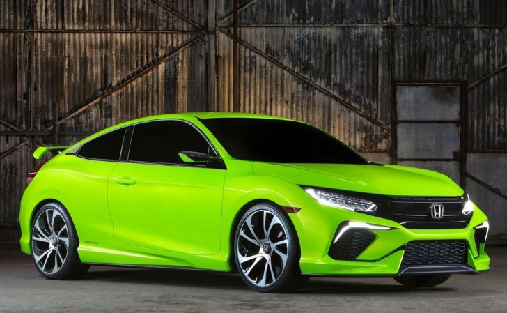 Honda Civic Concept 2015 01