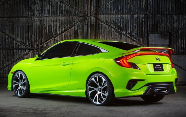 Honda Civic Concept 2015 06