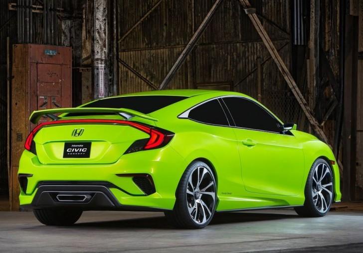 Honda Civic Concept 2015 07