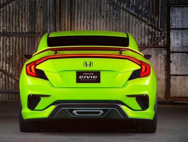 Honda Civic Concept 2015 08