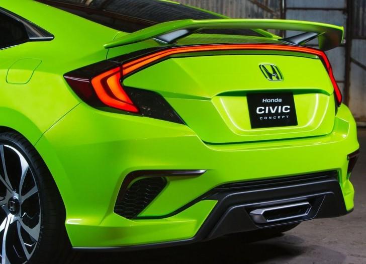 Honda Civic Concept 2015 09