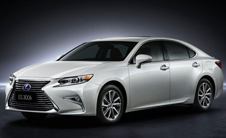 Lexus ES 2016 01