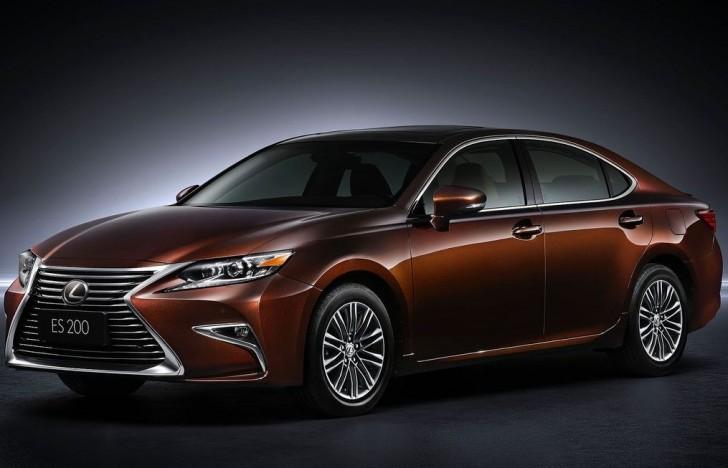 Lexus ES 2016 06