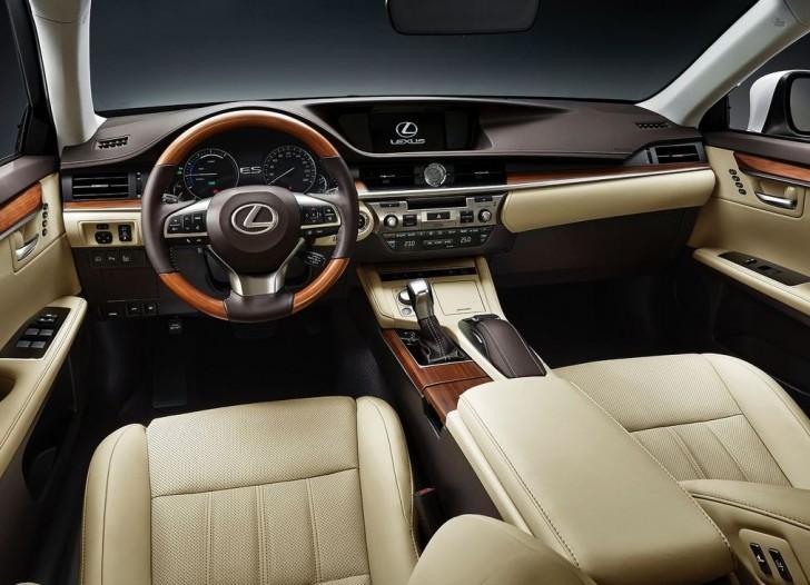 Lexus ES 2016 07