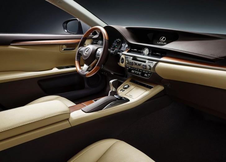 Lexus ES 2016 08