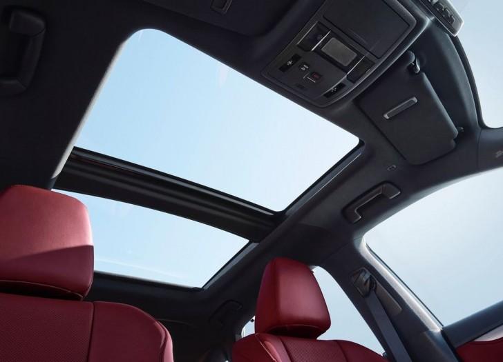 Lexus RX 350 F Sport 2016 08