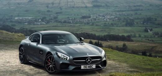 Mercedes-Benz AMG GT S UK-Version 2016 01