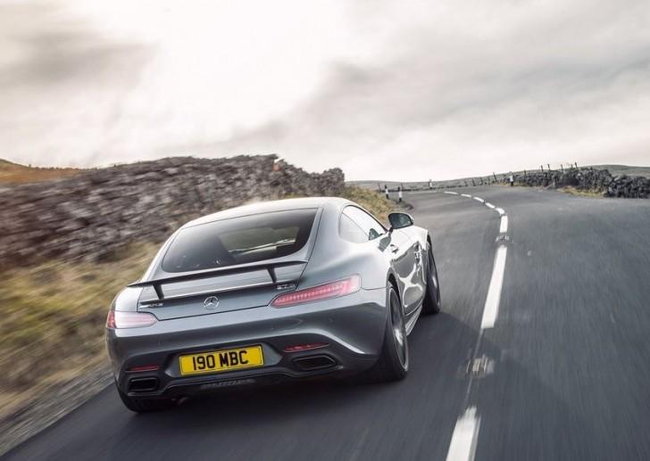 Mercedes-Benz AMG GT S UK-Version 2016 05