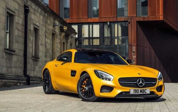 Mercedes-Benz AMG GT S UK-Version 2016 06