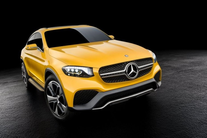 Mercedes-Benz GLC Coupe Concept 2015 02