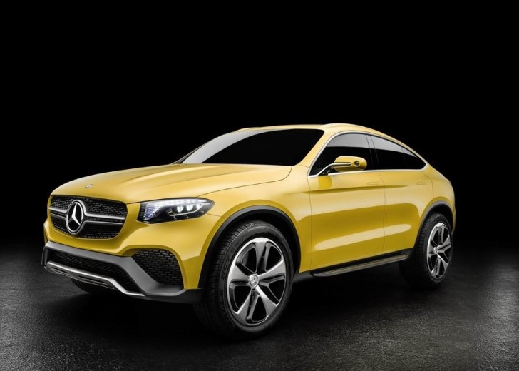 Mercedes-Benz GLC Coupe Concept 2015 03