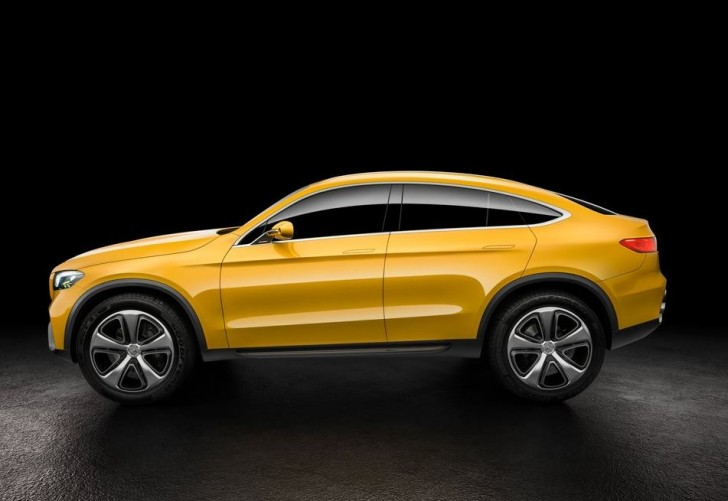 Mercedes-Benz GLC Coupe Concept 2015 04
