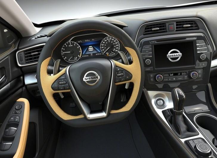 Nissan Maxima 2016 09