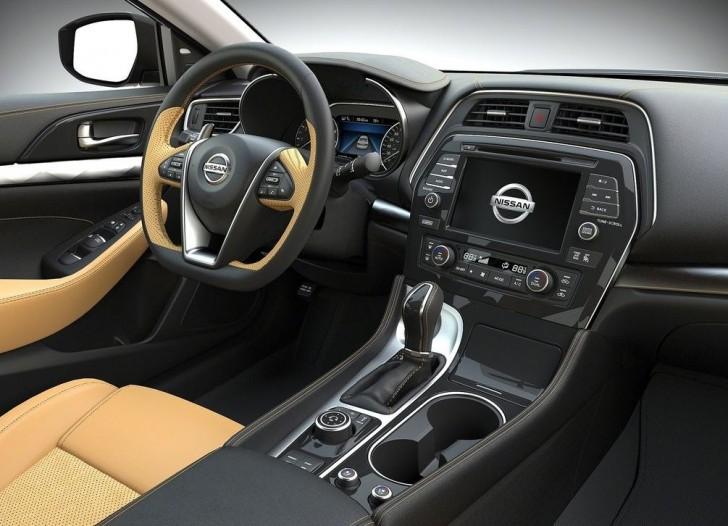 Nissan Maxima 2016 10