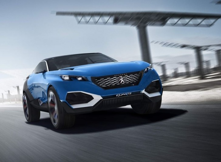 Peugeot Quartz Concept 01