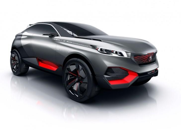 Peugeot Quartz Concept 06