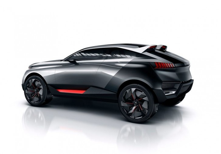 Peugeot Quartz Concept 07