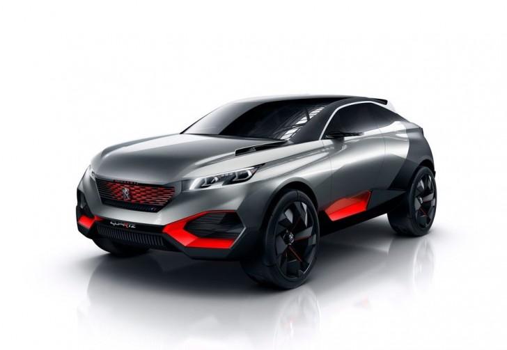 Peugeot Quartz Concept 11