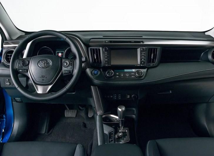Toyota RAV4 Hybrid 2016 06
