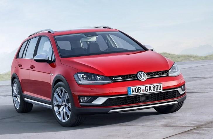 Volkswagen Golf Alltrack 2015 02