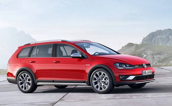 Volkswagen Golf Alltrack 2015 03