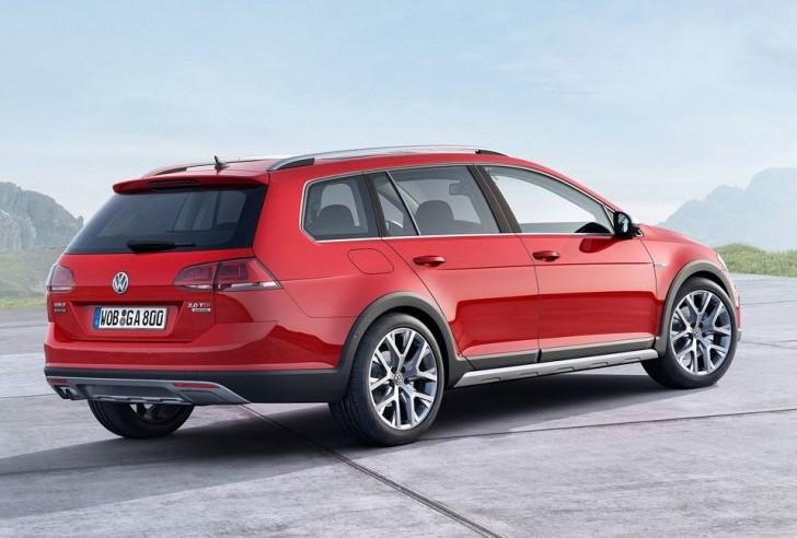 Volkswagen Golf Alltrack 2015 04