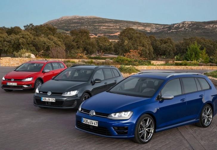 Volkswagen Golf Alltrack 2015 05
