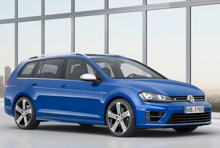 Volkswagen Golf R Variant 2015 01