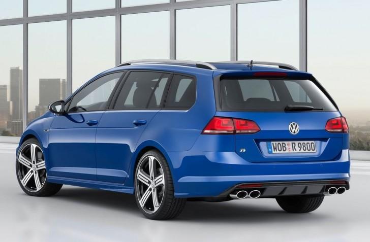 Volkswagen Golf R Variant 2015 04