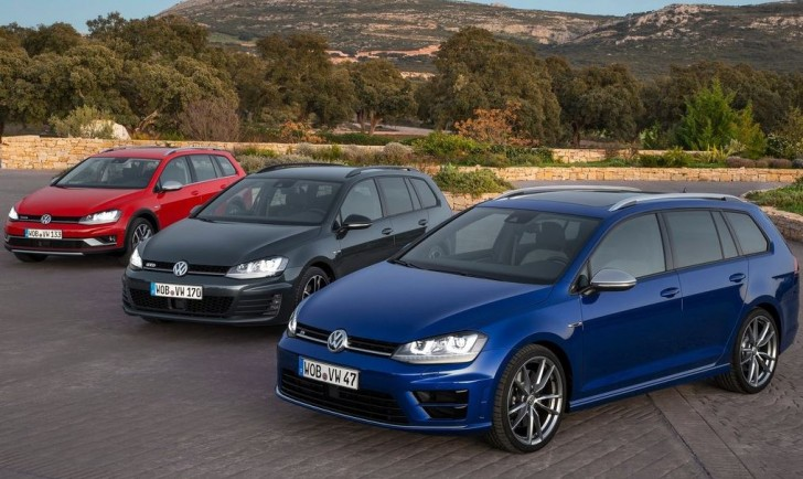 Volkswagen Golf R Variant 2015 05
