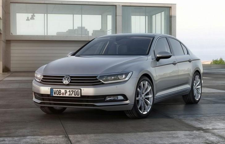 Volkswagen Passat 2015 01