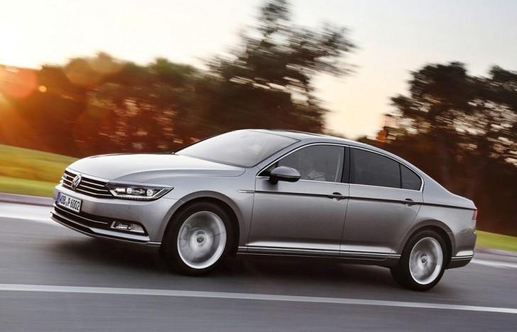 Volkswagen Passat 2015 03