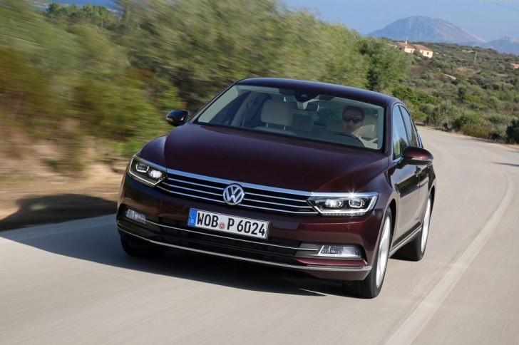 Volkswagen Passat 2015 05