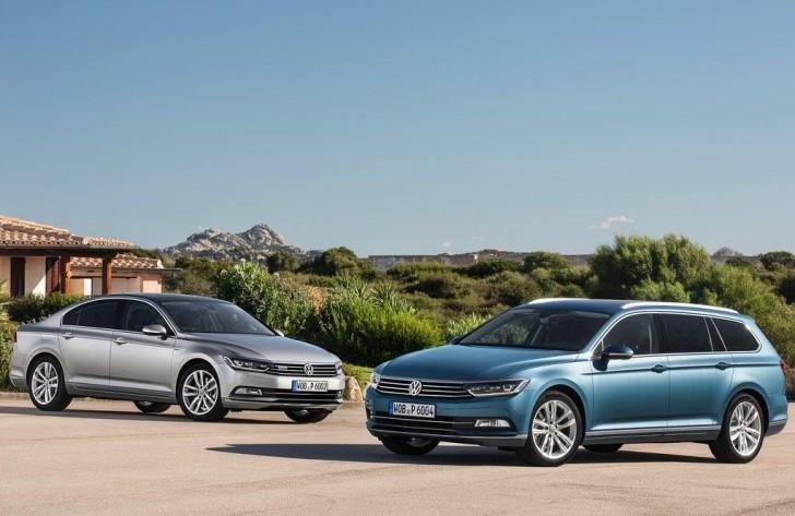 Volkswagen Passat 2015 09