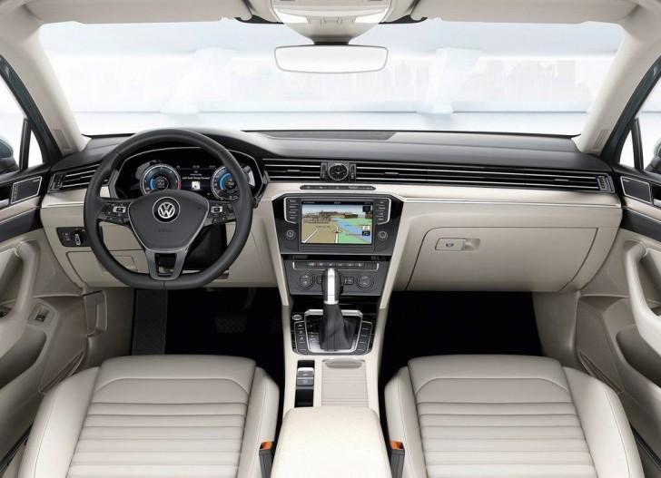 Volkswagen Passat 2015 10