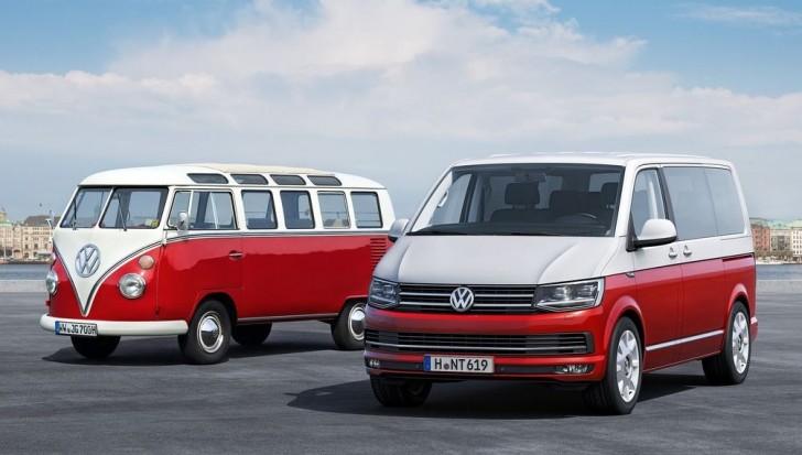 Volkswagen Transporter T6 2016 01