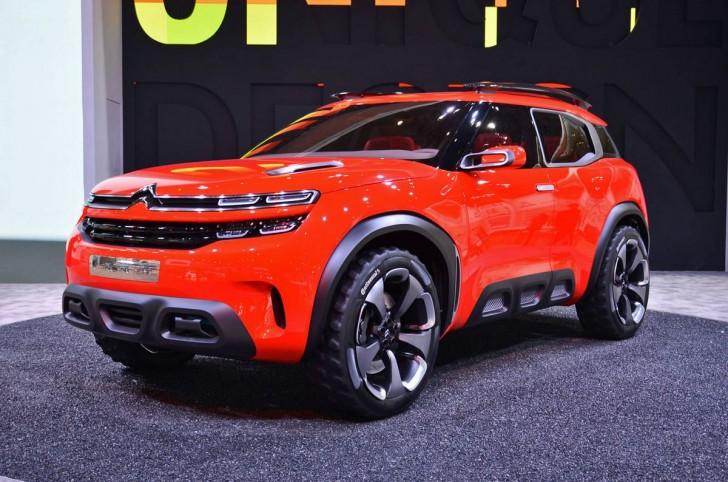 citroen aircross concept 01