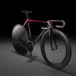 マツダ「Bike by KODO concept」:魂動デザインの自転車