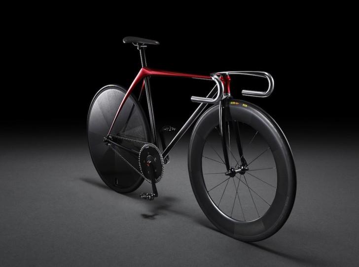 マツダ 魂動デザイン 自転車 2