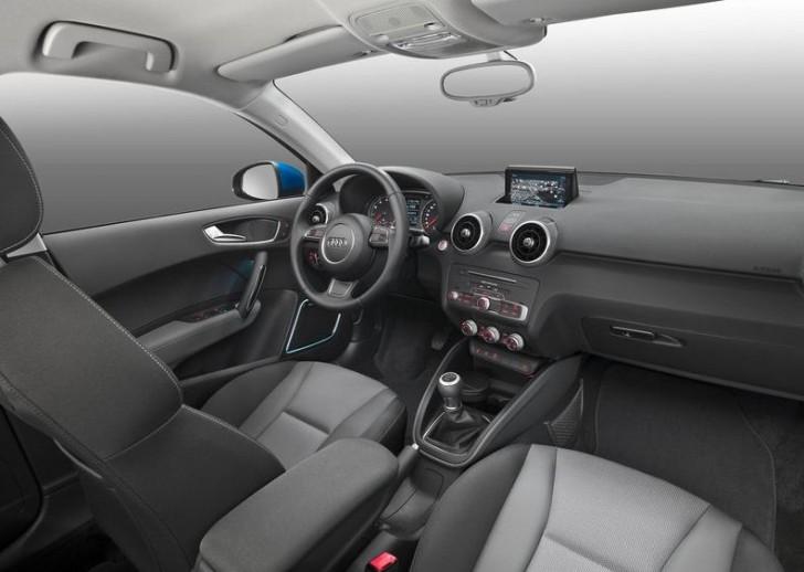 Audi A1 Sportback 2015 13
