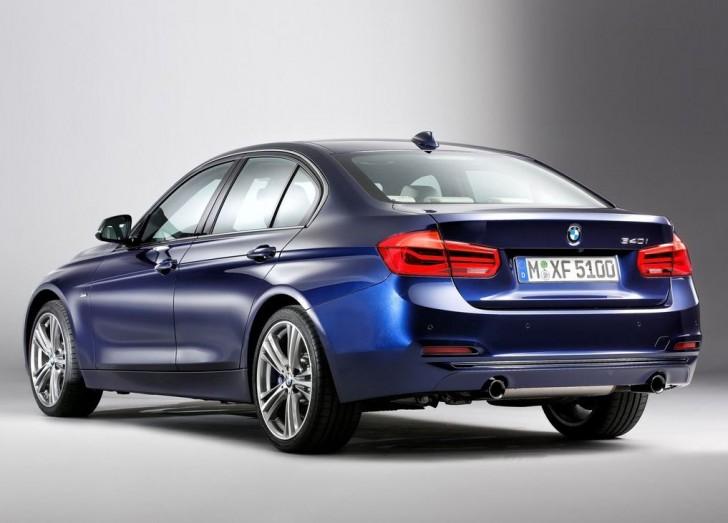 BMW 3-Series 2016 10