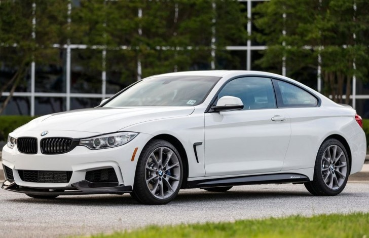 BMW 435i ZHP Coupe 2016 04