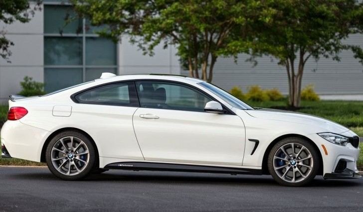 BMW 435i ZHP Coupe 2016 05