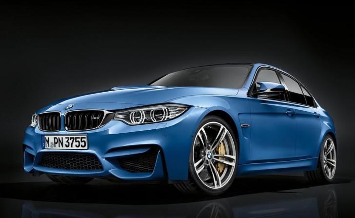 BMW M3 Sedan 2016 01