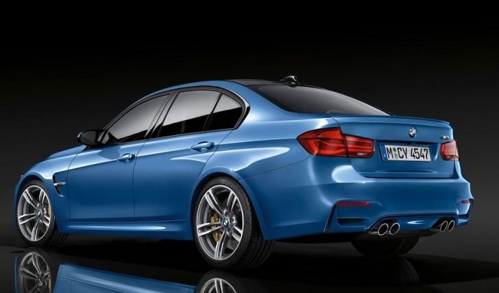 BMW M3 Sedan 2016 02