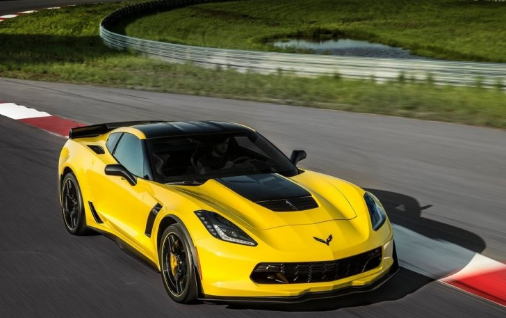 Chevrolet Corvette Z06 C7.R Edition 2016 04