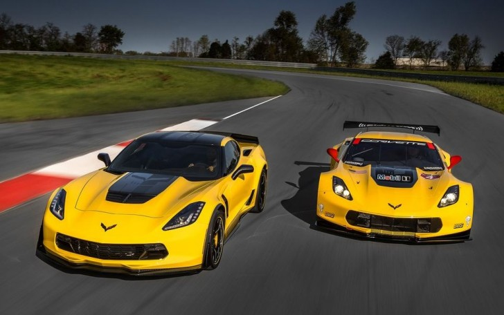 Chevrolet Corvette Z06 C7.R Edition 2016 06