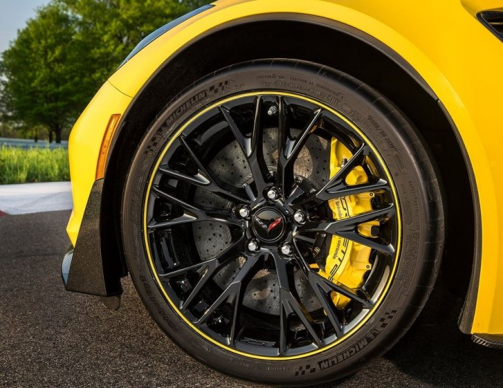 Chevrolet Corvette Z06 C7.R Edition 2016 07