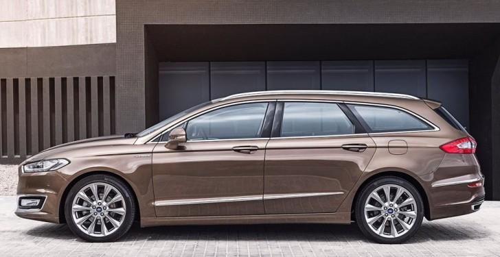 Ford Mondeo Vignale 2016 04